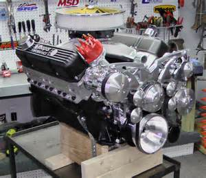 Chrysler Crate Motors For Sale Chrysler 440 500ci Stroker Crate Engine With 525hp Dyno