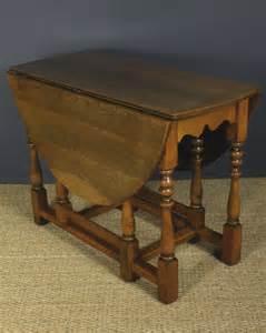 antique drop leaf gate leg table oak oval drop leaf gate leg table antiques atlas