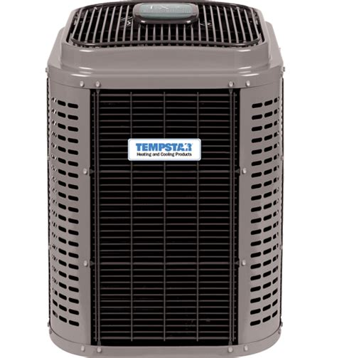 complete comfort heating and cooling deluxe 19 two stage central air conditioner va9