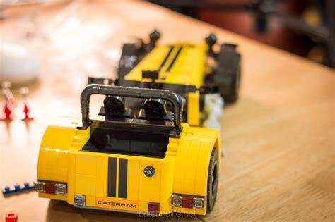 caterham seven 620r lego review cars cars