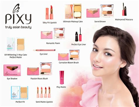 Make Up Pixy 1 Paket kikaysimaria blossoms in manila with pixy
