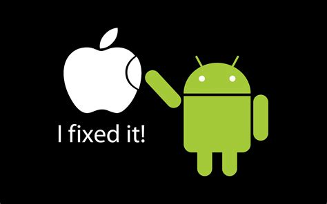 a i apple android i fixed it wallpaper 32937
