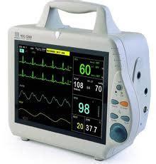 Patient Monitor Umec 10 hayati işaretler normal nefes alma normal v 252 cut