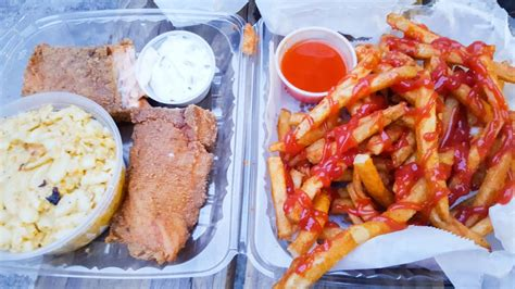 bed stuy fish fry schermerhorn bed stuy fish fry 48 photos 101 reviews fish chips
