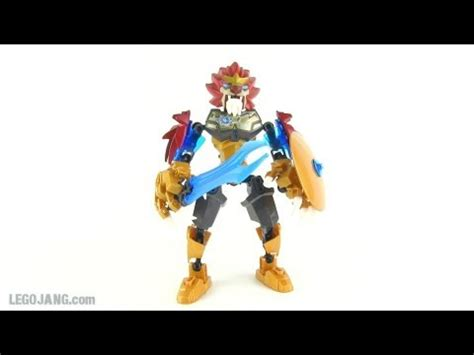 Lava L Made Of by Lego Chima Chi Laval Ultrabuild Review Time Lapse