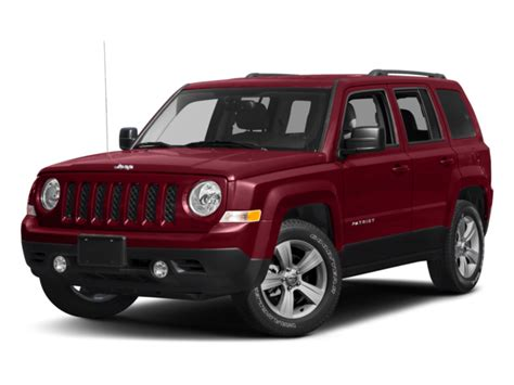 jeep patriot 2017 high altitude new 2017 jeep patriot prices nadaguides