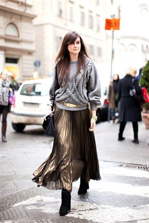 booties are best 7 ways to wear your maxi skirt in fall