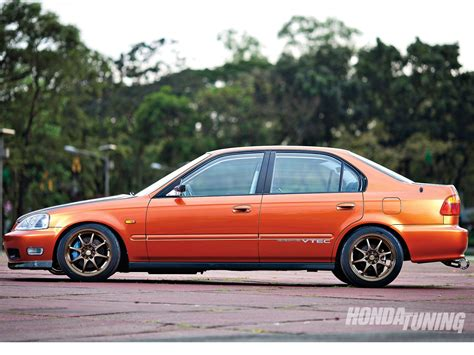 Honda Civic Chassis by 2000 Honda Civic Sir Sedan The Heirloom Chassis Photo