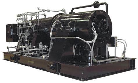 Dresser Rand Centrifugal Compressor by Datum Centrifugal Compressor Line Sees Continuing Improvement