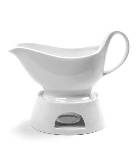 gravy boat with electric warmer get your tools to make the perfect thanksgiving side dishes