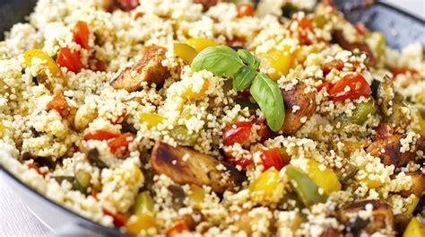 cucinare il cous cous cous cous con carne e verdure la ricetta