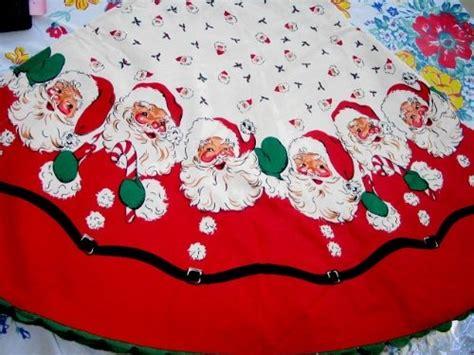 vintage tree skirt christmas pinterest tree skirts