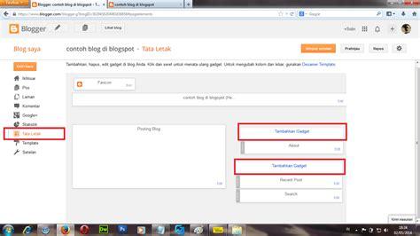 tutorial membuat blog yang bagus cara membuat blog gratis full tutorial mengubah dan