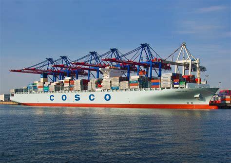 COSCO Spending USD 1.5 Bln on Ultra Large Boxships   World Maritime News