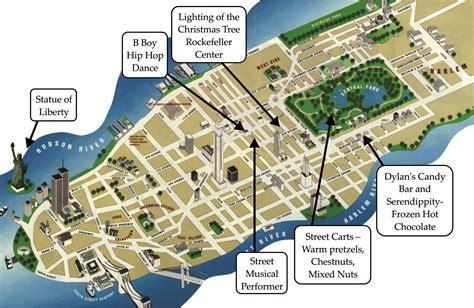 map new york tourist attractions maps update 14882105 manhattan tourist map pdf new