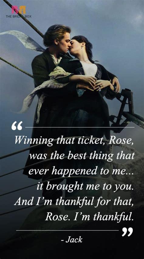 titanic film love quotes 157 best titanic