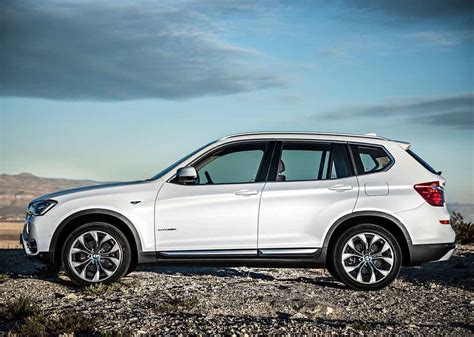 towing capacity of bmw x3 bmw x3 size
