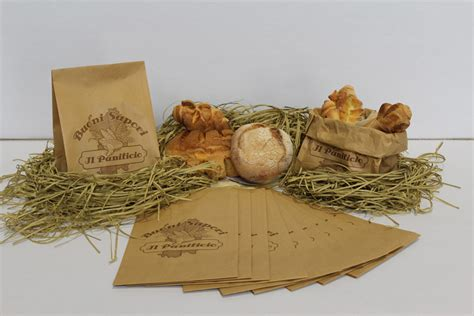 buste di carta per alimenti sacchetti di carta per alimenti di varie dimensioni