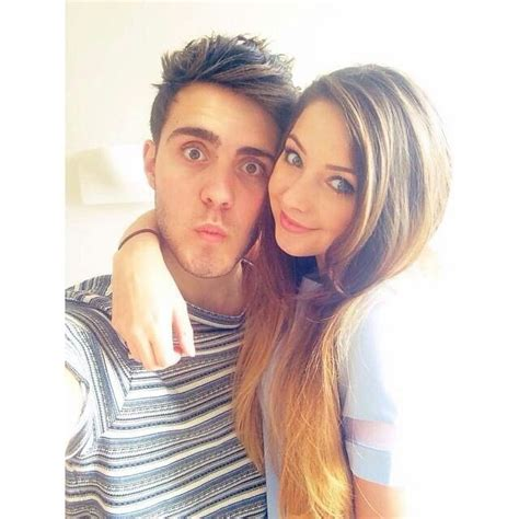 Or Zoella And Alfie Alfie And Zoella I Ship It Zalfie