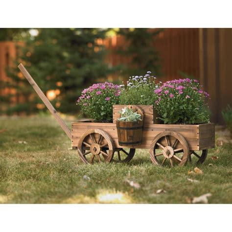 1000 ideas about wagon planter on planters