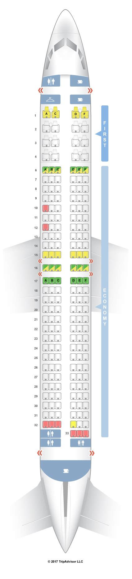 b737 900 config 1 korean air seat maps reviews boeing 737 900 seating chart alaska airlines