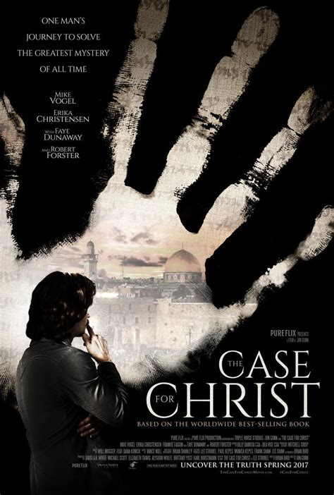 the case for christ top documentary films the case for christ 2017 filmaffinity
