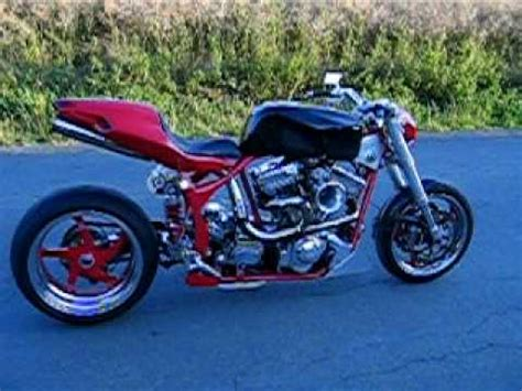 Motor Halrey Racing 145 s s 2 4 l motor harley davidson race bike by johnnys garage