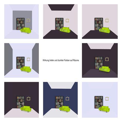 Kleiner Dunkler Raum by Laminat Verlegen Raumwirkung Farbdesign Ihr