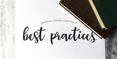 graphic design layout best practices graphic design portfolio best practices every tuesday