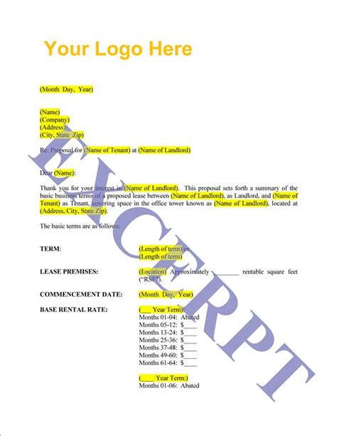 Rental Abandonment Letter Letter Of Intent For Rental Property Sle Letter Of Abandonment For Rental Property Sle