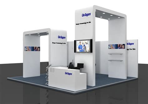 design meja booth event booth di jakarta adityaadinata