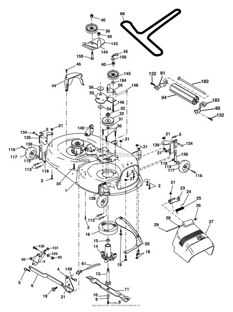diagram of a lawn mower engine husqvarna lawn mowers honda engine diagram craftsman eager