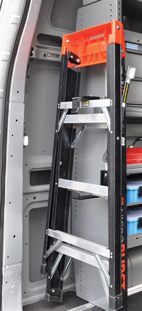 Ladder Racks For Vans by Interior Ladder Rack