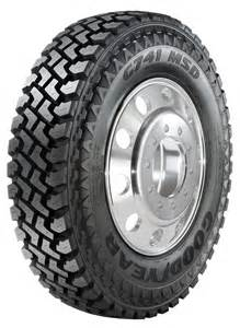 Truck Repairs Tires Goodyear Broadens G741 Severe Service Tire Line Truck News