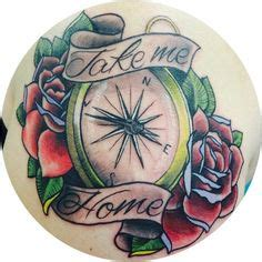 compass tattoo take me home 1000 images about ethan pease tattooer on pinterest 13