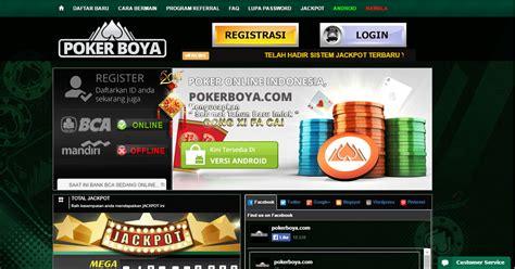 daftar keunggulan situs judi  pokerboya