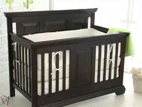 Cocoon 7000 Series 3 In 1 Convertible Crib Collection Ii Cocoon Convertible Crib
