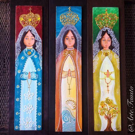 cuadros de virgenes cuadros virgen del valle pintura al fr 237 o sobre madera