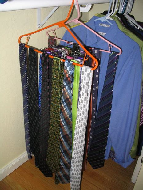modified tie rack