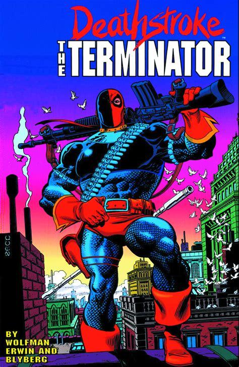 dec160376 titans tp vol 01 the return of previewsworld deathstroke the terminator tp vol 01 assassins