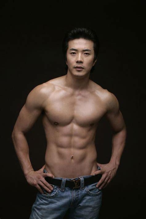 imagenes coreanas sexis perfect men body