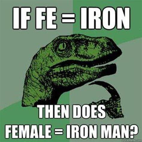 Iron Man Meme - female iron man meme