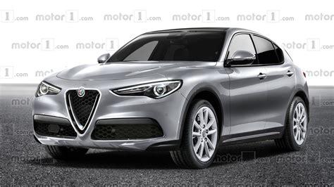 Who Makes Alfa Romeo by Alfa Romeo Stelvio Makes Tv Appearance In Cheaper Trim