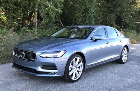 volvo s90 2018 review review 2018 volvo s90 inscription understated luxury