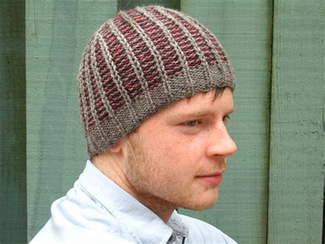 mens knitted hat patterns s knit hat pattern a knitting