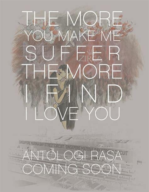 film antologi adalah adaptasi layar lebar antologi rasa rilis teaser poster