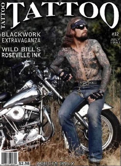 wild bill tattoo somethin precious l illusions amazing facts beautiful