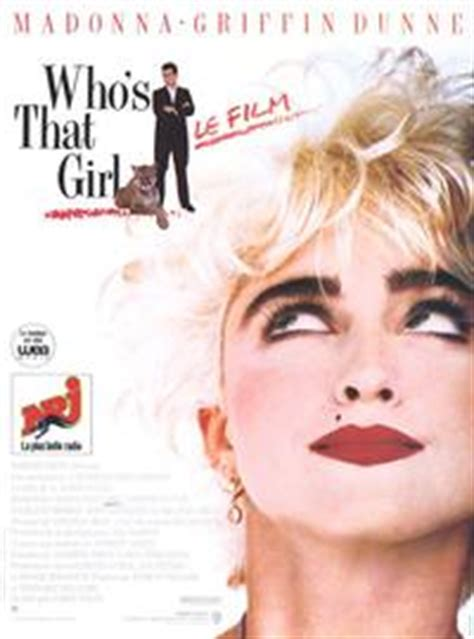 whos that girl 1987 movie who s that girl movie posters from movie poster shop