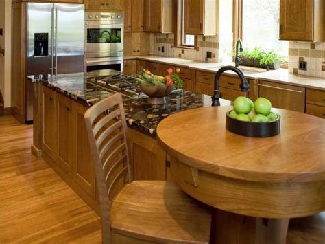 movable kitchen island with breakfast bar ideas also