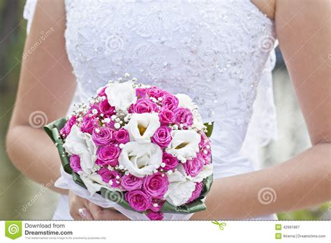 Wedding Flower Bunch by Wedding Bunch Of Flowers Stock Photo Image 42991867